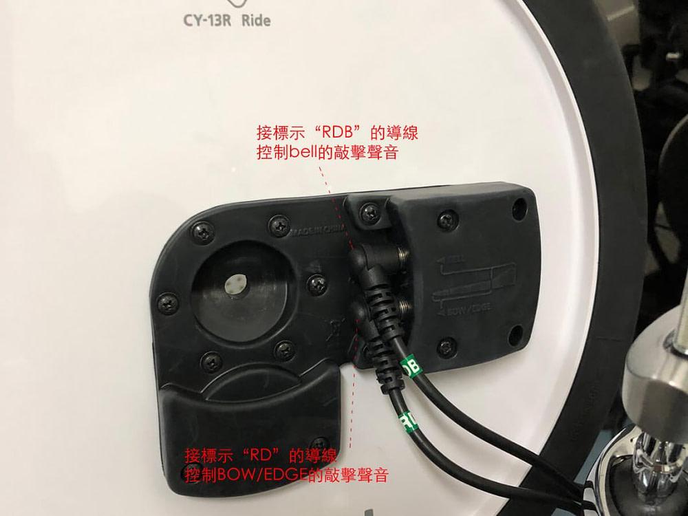 cy-13r的插孔說明